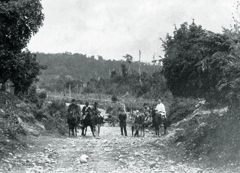 Camino Pto Montt a P Varas