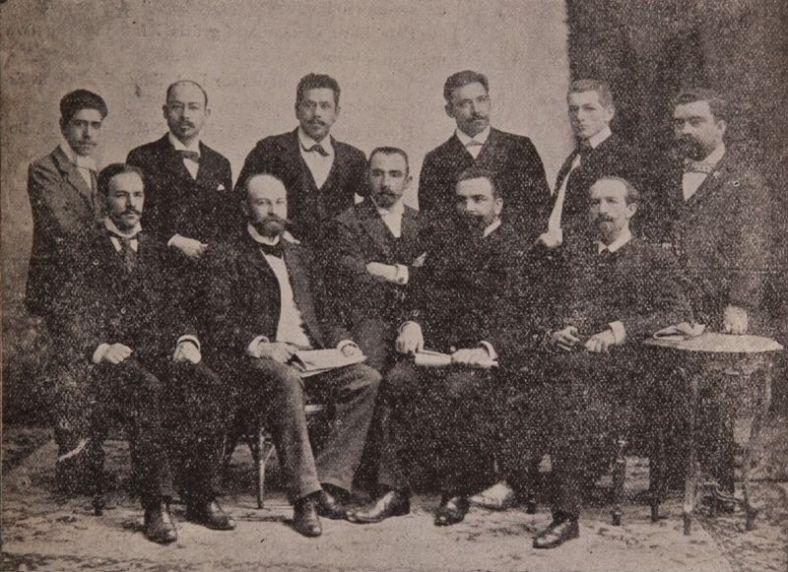 El Sur 1902