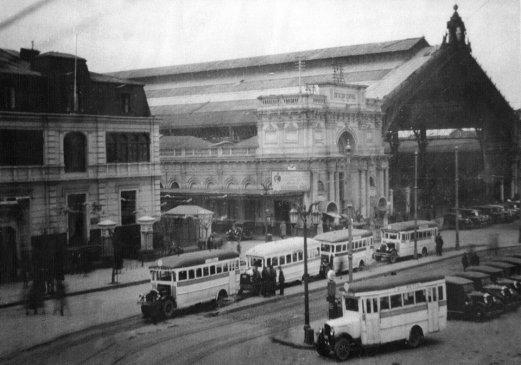 Est Central 1931
