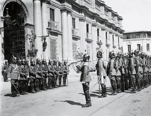 La Moneda 1911