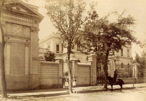 Palacio Cpousino 1906