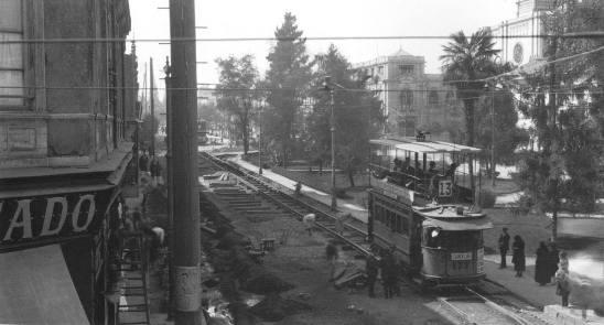 Santiago 1922 FHC
