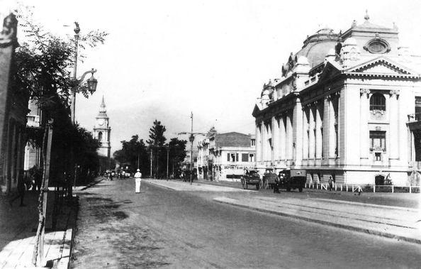 Santiago 1926