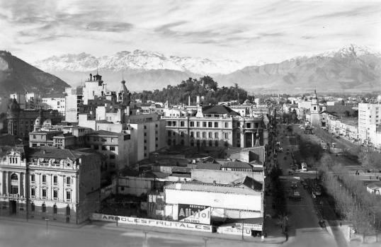 Santiago 1940