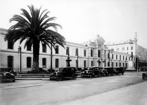 Santiago Ministerio de Guerra