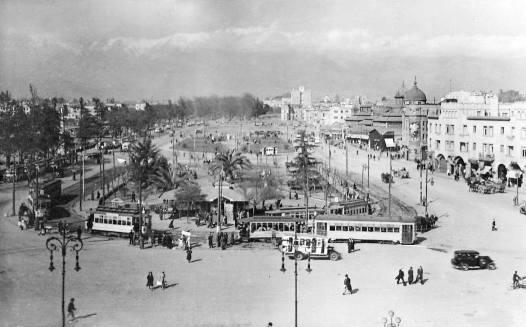 Stgo 1936 Pza Venezuela