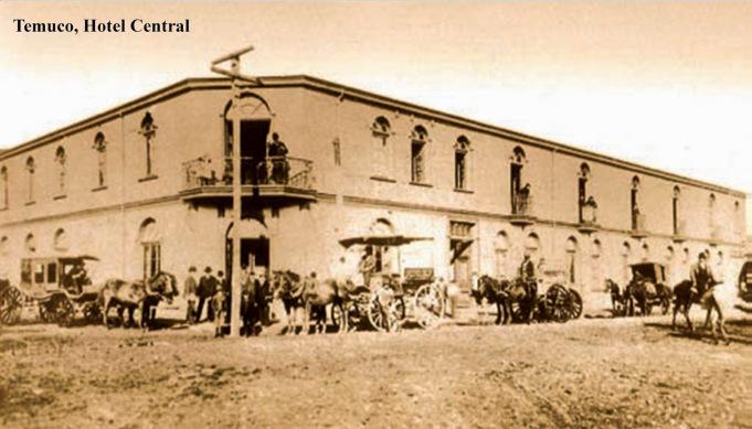 Temuco siglo XX