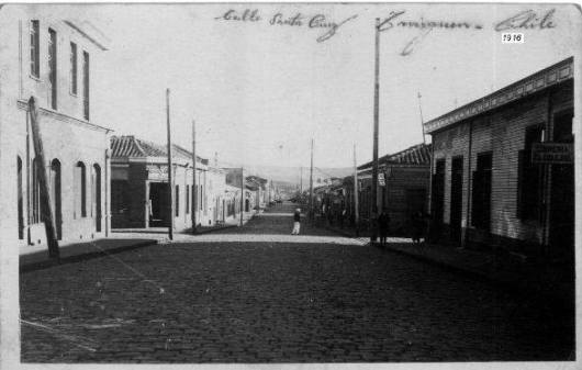 Traiguen 1916