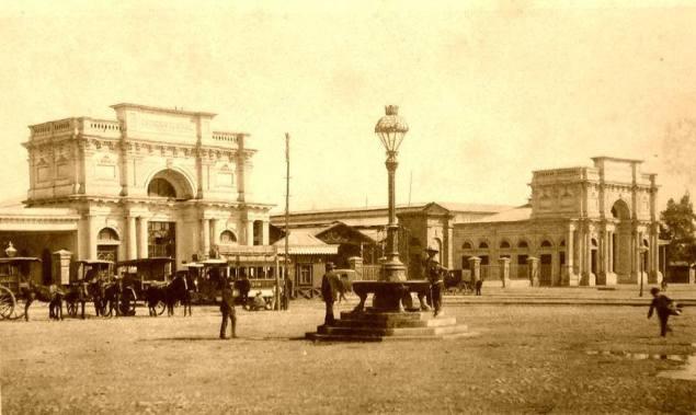 Est Central 1885