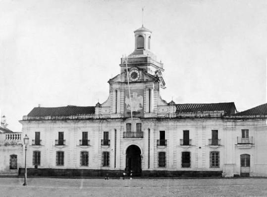 Intendencia 1865