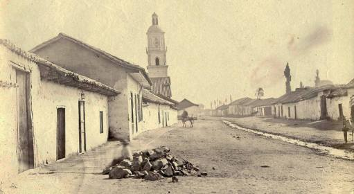 La Canadilla 1864