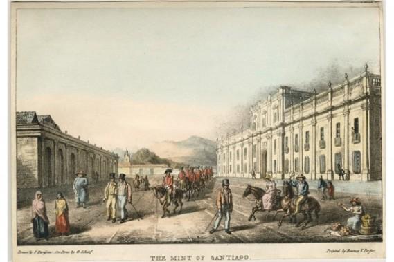 La Moneda 1824