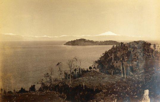 Lago Llanquihue 1893