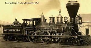 Locomotora 1865