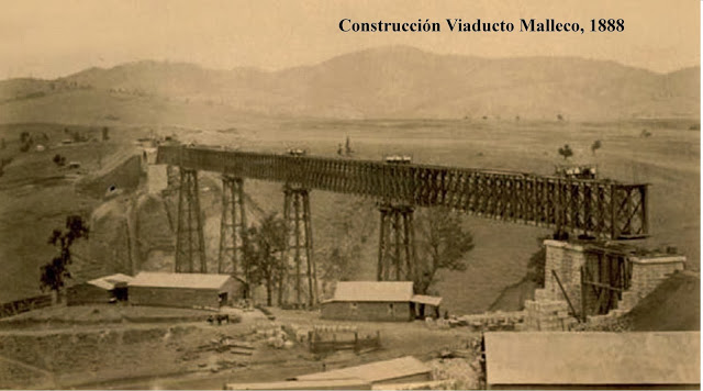 Malleco viaducto