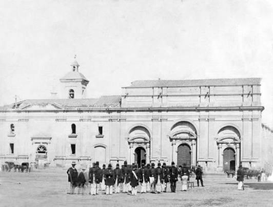 Pza de Armas 1865