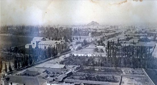 Recoleta 1865