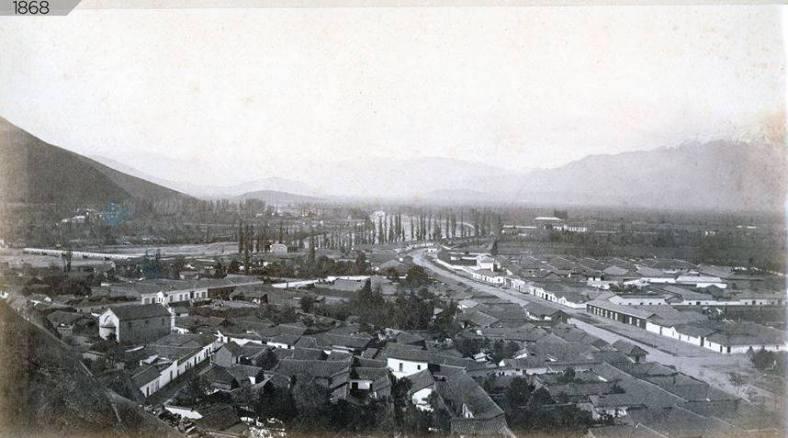 Santiago 1868