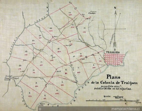 Traiguen 1881