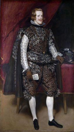 Felipe IV byDiegoVelázquez