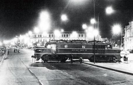 Locomotora Alameda 1981