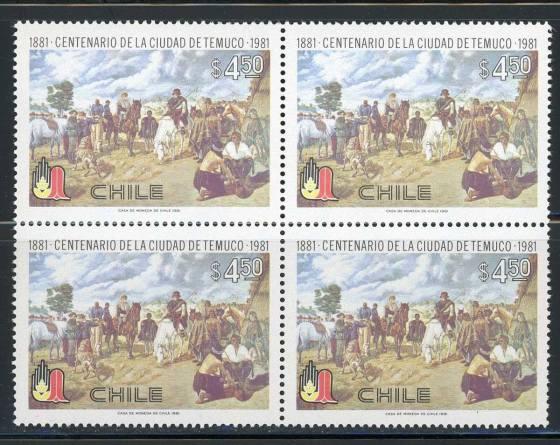Temuco 1881-1981