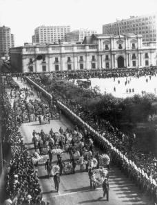 Stgo 1941 funeral P Aguirre C