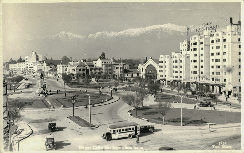 Plaza Italia 1939