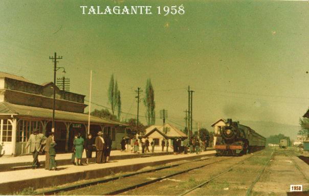 Talagante 1958