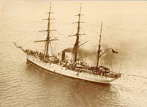 corbeta Baquedano